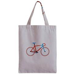 Bicycle Sports Drawing Minimalism Classic Tote Bag