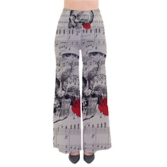 Skull and rose  Pants