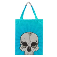 Skull Ball Line Schedule Classic Tote Bag