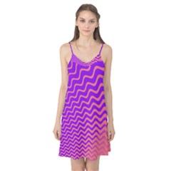 Pink And Purple Camis Nightgown