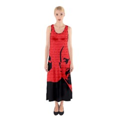Lenin  Sleeveless Maxi Dress