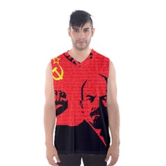 Lenin  Men s Basketball Tank Top
