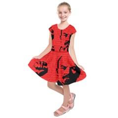 Lenin  Kids  Short Sleeve Dress