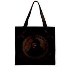 Count Vlad Dracula Grocery Tote Bag