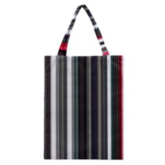 Miracle Mile Pattern Classic Tote Bag