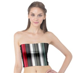 Miracle Mile Pattern Tube Top
