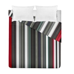 Miracle Mile Pattern Duvet Cover Double Side (full/ Double Size)