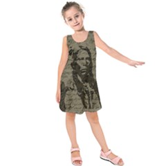 Indian chief Kids  Sleeveless Dress