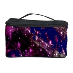 Stars Abstract Shine Spots Lines Cosmetic Storage Case