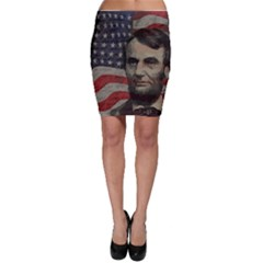 Lincoln day  Bodycon Skirt