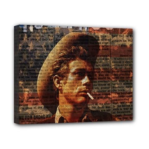 James Dean   Canvas 10  x 8