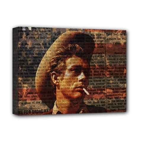 James Dean   Deluxe Canvas 16  x 12