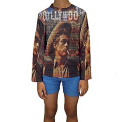 James Dean   Kids  Long Sleeve Swimwear