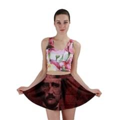 Edgar Allan Poe  Mini Skirt