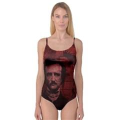 Edgar Allan Poe  Camisole Leotard