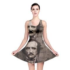 Edgar Allan Poe  Reversible Skater Dress