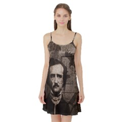 Edgar Allan Poe  Satin Night Slip