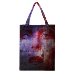 David Bowie  Classic Tote Bag