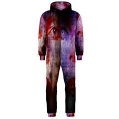David Bowie  Hooded Jumpsuit (Men)