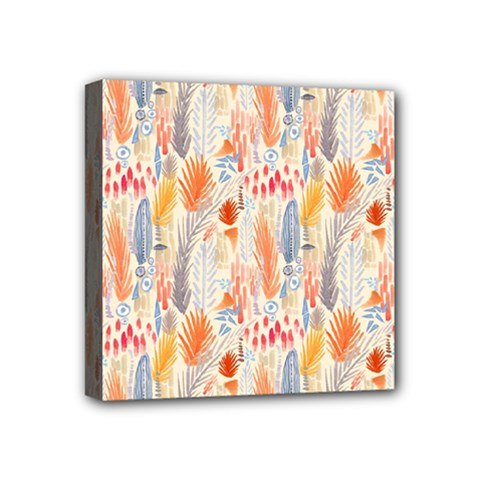 Repeating Pattern How To Mini Canvas 4  x 4