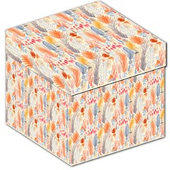 Repeating Pattern How To Storage Stool 12