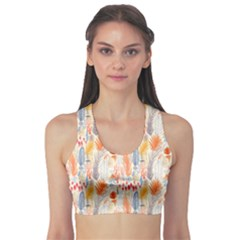 Repeating Pattern How To Sports Bra