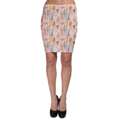 Repeating Pattern How To Bodycon Skirt