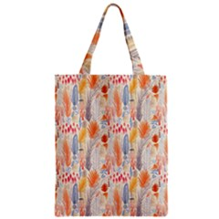 Repeating Pattern How To Zipper Classic Tote Bag