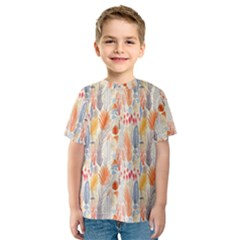 Repeating Pattern How To Kids  Sport Mesh Tee