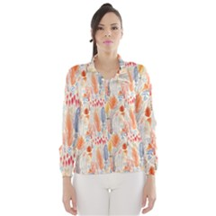 Repeating Pattern How To Wind Breaker (Women)
