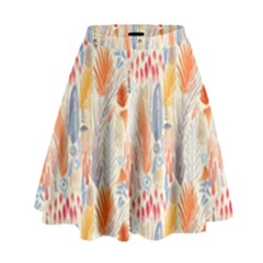 Repeating Pattern How To High Waist Skirt