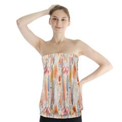 Repeating Pattern How To Strapless Top