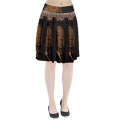 Alfred Hitchcock - Psycho  Pleated Skirt