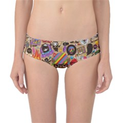 Background Images Colorful Bright Classic Bikini Bottoms
