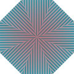 Hald Simulate Tritanope Color Vision With Color Lookup Tables Hook Handle Umbrellas (Medium)