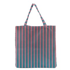 Hald Simulate Tritanope Color Vision With Color Lookup Tables Grocery Tote Bag