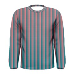 Hald Simulate Tritanope Color Vision With Color Lookup Tables Men s Long Sleeve Tee