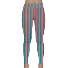 Hald Simulate Tritanope Color Vision With Color Lookup Tables Classic Yoga Leggings