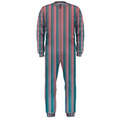 Hald Simulate Tritanope Color Vision With Color Lookup Tables OnePiece Jumpsuit (Men)