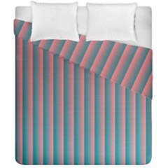 Hald Simulate Tritanope Color Vision With Color Lookup Tables Duvet Cover Double Side (california King Size)