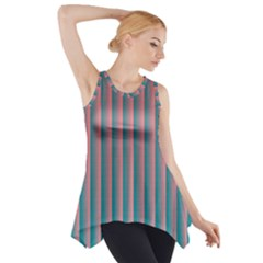 Hald Simulate Tritanope Color Vision With Color Lookup Tables Side Drop Tank Tunic