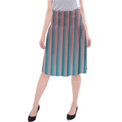 Hald Simulate Tritanope Color Vision With Color Lookup Tables Midi Beach Skirt