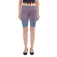 Hald Simulate Tritanope Color Vision With Color Lookup Tables Yoga Cropped Leggings