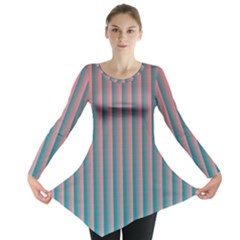 Hald Simulate Tritanope Color Vision With Color Lookup Tables Long Sleeve Tunic