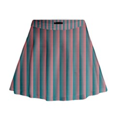 Hald Simulate Tritanope Color Vision With Color Lookup Tables Mini Flare Skirt