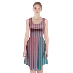 Hald Simulate Tritanope Color Vision With Color Lookup Tables Racerback Midi Dress