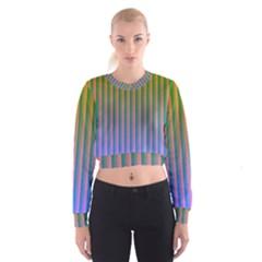 Hald Identity Women s Cropped Sweatshirt