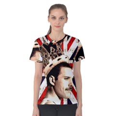 Freddie Mercury Women s Cotton Tee