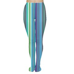 Color Stripes Women s Tights