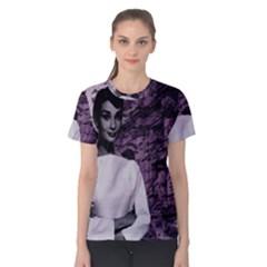 Audrey Hepburn Women s Cotton Tee